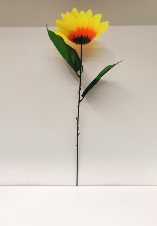 kwiat sztuczny słonecznik
